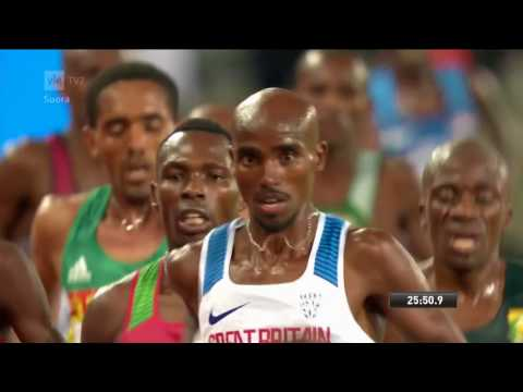 Men's 10000m Final - Athletics World Championships 2017 London - Mo Farah Win