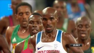 Men's 10000m Final - Athletics World Championships 2017 London - Mo Farah Win