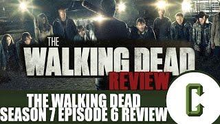 """The Walking Dead Season 7 Episode 6 """"Swear"""" Review"""