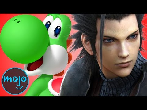 Top 10 Side Characters Who Got Their Own Game
