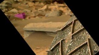 Mars Curiosity,Discreet Anomalies,Anomalies Discrétes,sol 1459