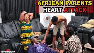 HEART ATTACK - Homeoflafta comedy