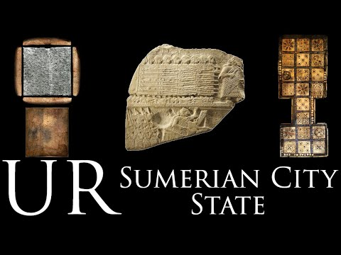 Ur : The Rise and Fall of the Ancient Sumerian City State