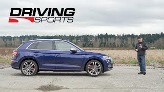 2018 Audi SQ5 Quattro Reviewed