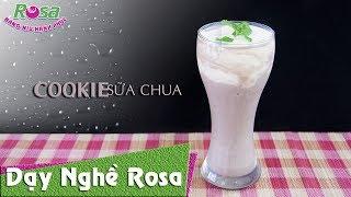 Hướng dẫn làm món Cookie Sữa Chua