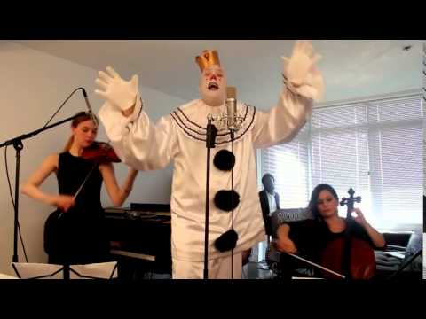 Chandelier Sia Cover Molly Fletcher Postmodern Jukebox Amp Puddles The Clown Youtube
