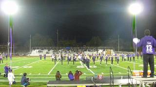 Monta Vista Homecoming 2012 Halftime Show