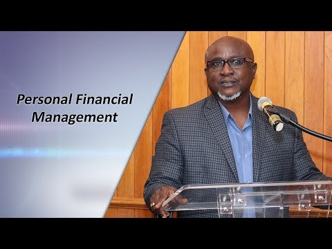 ECCB Connects Season 9 Episode 3 - Personal Financial Management