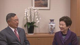 衆議院議員 中山成彬氏×参議院議員 中山恭子氏 新春対談「激動の日本、この大事な時に国会議員をやらせてもらえることに感謝」