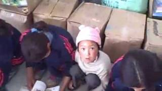 Book Distribution- Teya Government School Ladakh.mp4