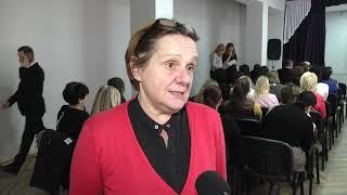 2020-01-21 г. Брест.Торжественное мероприятие ко дню социального работника.Новости на Буг-ТВ. #бугтв