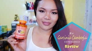Product review   My Garcinia Cambogia experience