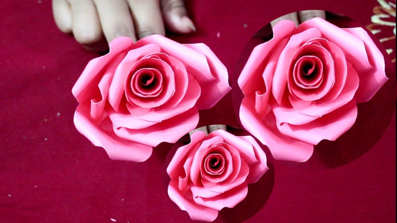 How to make origami rose quick and super easy way best idea how to make origami rose quick and super easy way best idea jeuxipadfo Choice Image