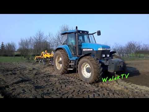 New Holland 8670 [Engine Sound]