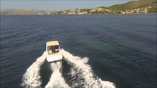 North Mallorca Charters - Ámbar Aerial Showreel