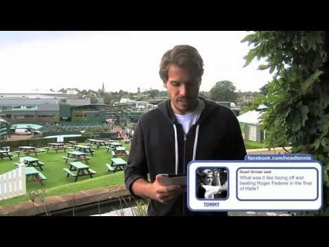 HEAD Tour TV Facebook Interview featuring Tommy Haas - Part 2