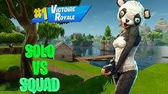 Top 1 ( solo squad ) oui et non!!🎮