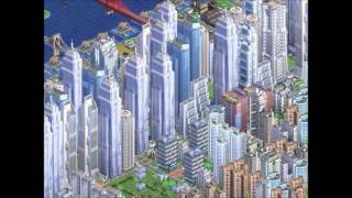 Simcity 3000 Unlimited Soundtrack - The Howling Wind