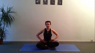 Йога для гормонов - стимуляция яичников