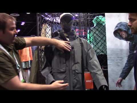 Grundens Dark And Stormy Jacket At ICAST 2016