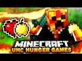 COOLEST MINIGAME EVER! | Minecraft UHC HUNGER GAMES #1