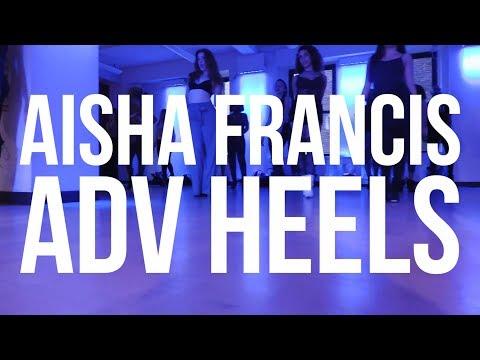 Aisha Francis | I'll Be - Foxy Brown feat. Jay Z | Heels | #bdcnyc