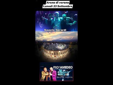 PIO & AMEDEO - Arena di Verona 23 - 9 - 2019
