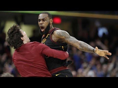 LeBron James Game Winner Game 5 vs Pacers! 2018 NBA Playoffs