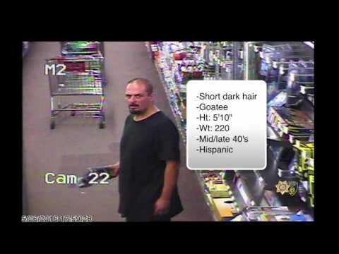 Suspect in Fry's Electronics Theft