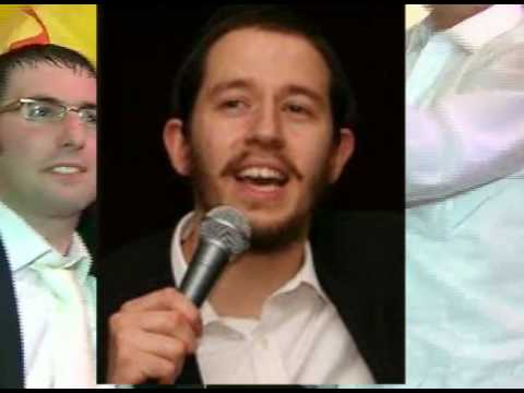 shlomie gertner singing yechi adonanu at a wedding youtube