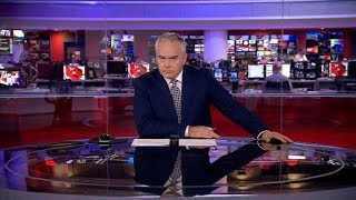News at Ten goes nuts - 20/06/2017 technical issues