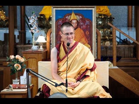 Faith in Universal Compassion - Gen Kelsang Chodor