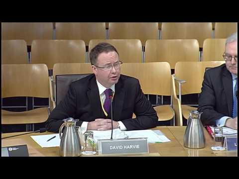 Justice Committee - Scottish Parliament: 20th December 2016