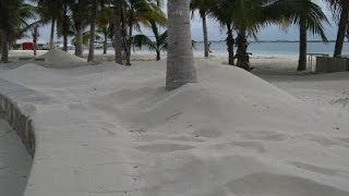 Snow on Guadeloupe Island Caribbean Full Story | Mini Ice Age 2015-2035 (148)