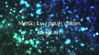 Video Rapuh - Opick [LYRICS] download MP3, 3GP, MP4, WEBM, AVI, FLV April 2018