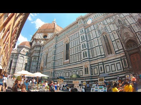 Florence, Italy Walking Tour Preview