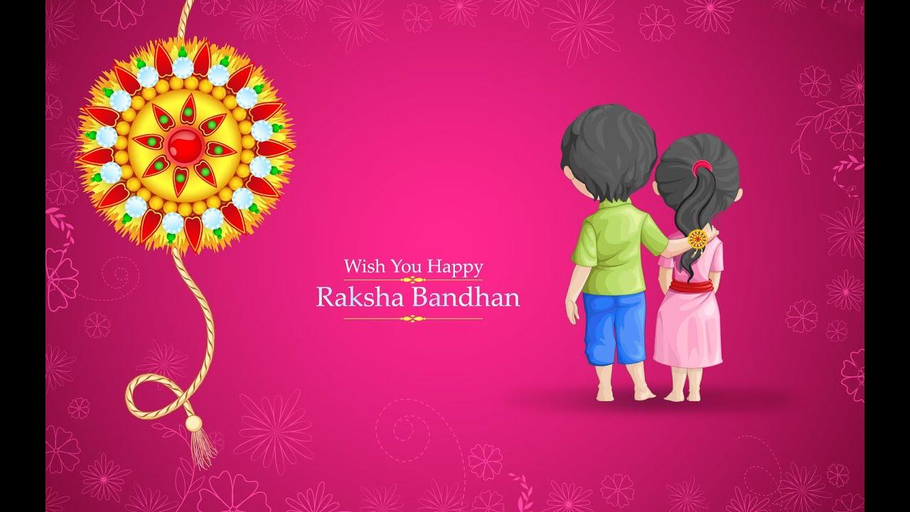 Happy raksha bandhan 2017 whatsapp video quotes wishes brother happy raksha bandhan 2017 whatsapp video quotes wishes brother sister greetings cards rakhi youtube kristyandbryce Choice Image