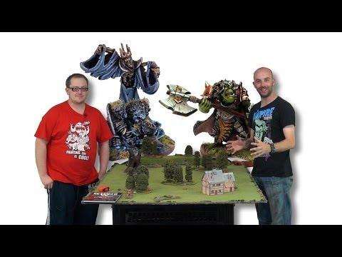 Kings of War Week: Demo Game Part 1!