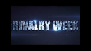 COLLEGE FOOTBALL RIVALRY WEEK 2018