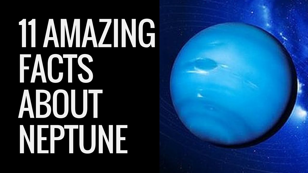 Neptune Facts 11 Interesting Facts About Neptune Neptune Planet