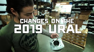 Ural Director of Technology discusses improvements to the 2019