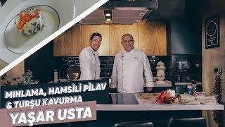 Burak ALKAN ile Gece Yemeleri : Mıhlama, Hamsili Pilav, Yaşar Usta (Bölüm 15) | Osilicious