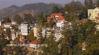 Shimla City, Himachal Pradesh
