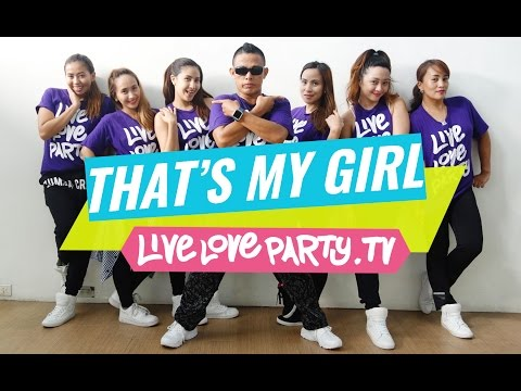 That's My Girl   Zumba®   Live Love Party