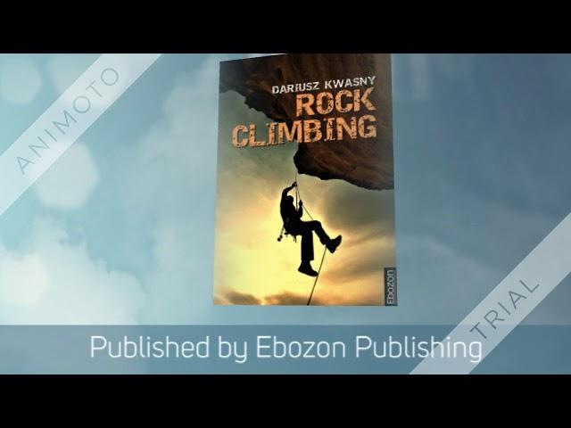 Rock Climbing eBook by Dariusz Kwasny (book trailer)