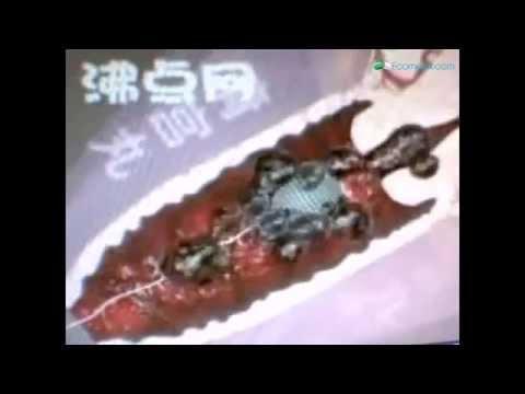 Китайские тампоны. Что вышло ч. 1 | Слабонервным не смотреть