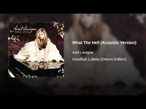 What The Hell Acoustic Version