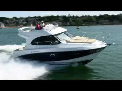 Beneteau Antares 30 from Motor Boat & Yachting