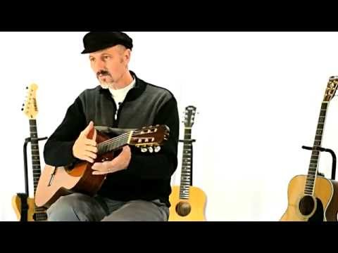 Different Kinds Of Guitars - Lesson