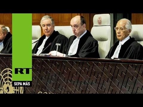 """Rusia abandona la Corte Penal Internacional: """"Creemos que no es independiente"""""""